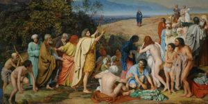 Богоявление или явление Иисуса Христа народу