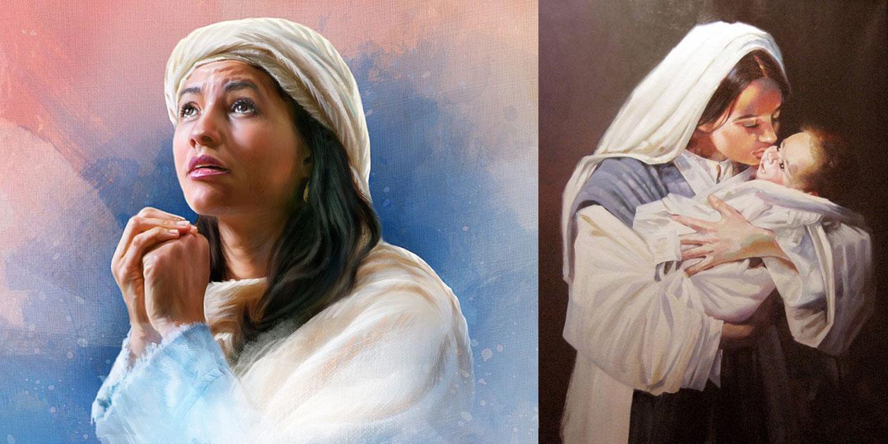 Анна прости у Бога сына Самуила пророка ветхий завет библия