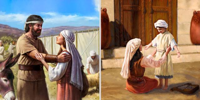 Анна рожает Самуила пророка ветхий завет библия