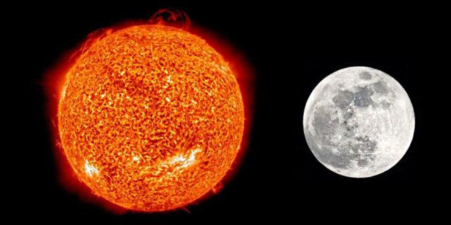 Бог создал солнце и луну ветхий завет Библия