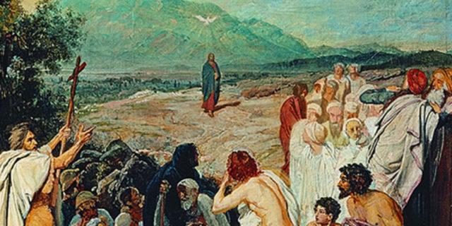 Богоявление или явление Христа народу 2