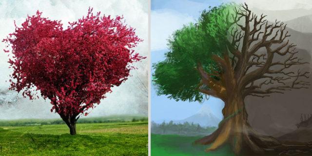 Древо жизни и древо познания добра и зла бытие ветхий завет Библия