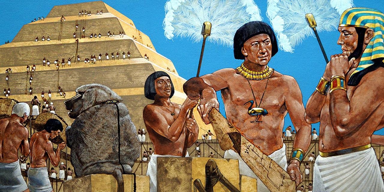Еврейский народ в рабстве у египтян ветхий завет библия