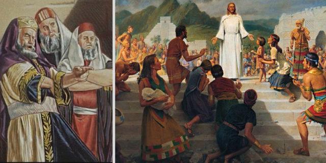 Фарисеи не довольны все идут к Иисусу Христу евангелие новый завет библия
