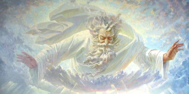 И увидел Бог всё что создал бытие ветхий завет Библия