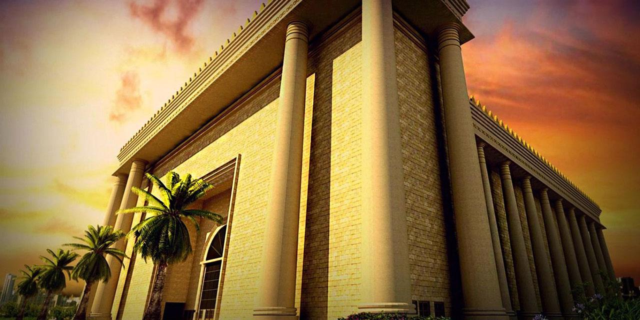 Иисус Христос о разрушении храма Соломона