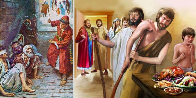 Иисус Христос рассказывает притчу о брачном пире евангелие новый завет библия