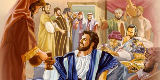 Иисус Христос учит о посте