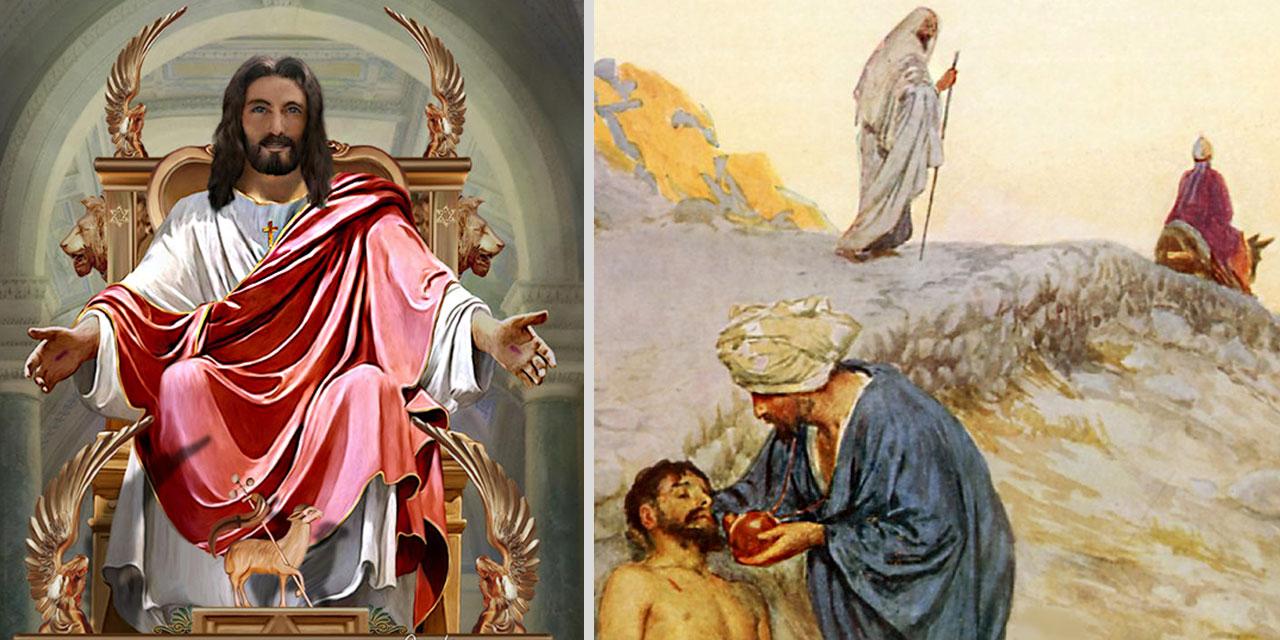 Иисус Христос учит о суде над неверными евангелие новый завет библия 3