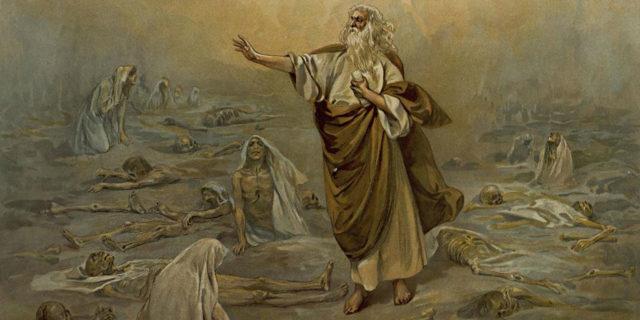 Иисус Христос учит о всеобщем воскресении из мёртвых
