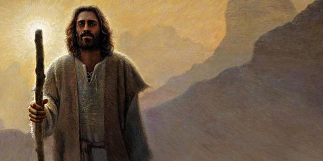 Иисус Христос выходит на проповедь и призывает к покаянию и вере в Евангелие