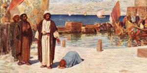 Иисус Христос изгоняет беса из дочери женщины язычницы сирофиникиянки