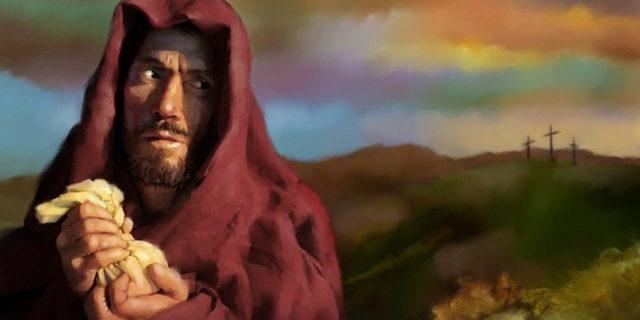 Иуда предаёт Иисуса Христа евангелие новый завет библия