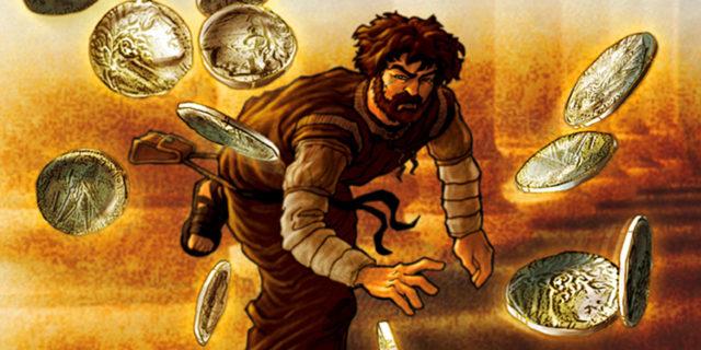 Иуда раскаивается и возвращает тридцать серебренников евангелие новый завет библия