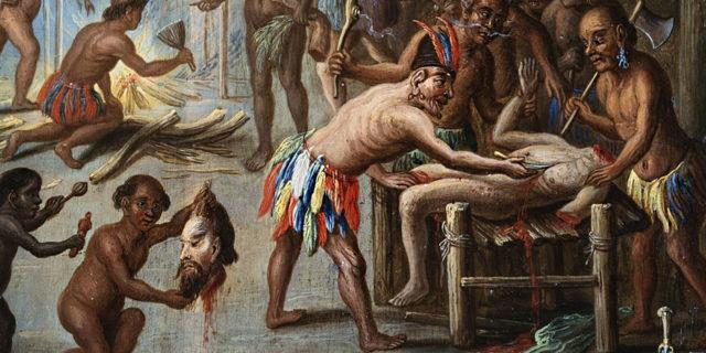 Людоедство или канибализм