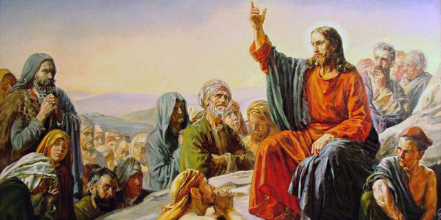 Нагорная проповедь Иисуса Христа и заповеди блаженств