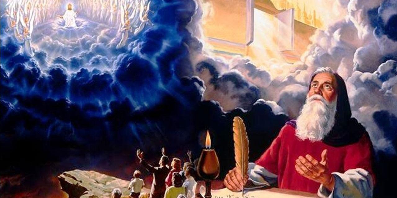 Откровение Иисуса Христа которое дал Ему Бог чтобы показать рабам Своим чему надлежит быть вскоре Иоанна Богослова новый завет библия