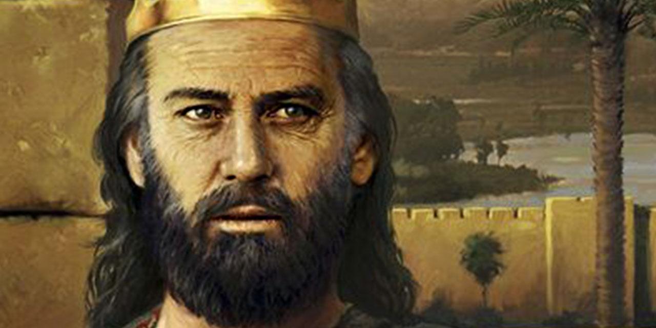 Царь Давид царства ветхий завет Библия 2