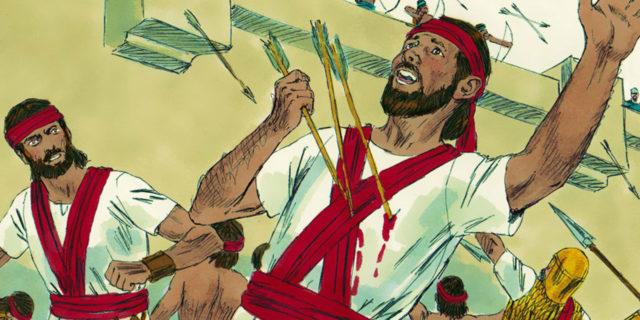 Царь Давид убивает Урию мужа Вирсавии царства ветхий завет Библия