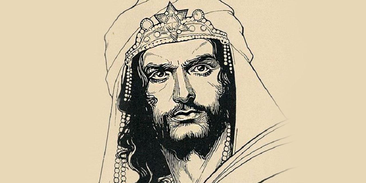 Царь Соломон царства ветхий завет Библия