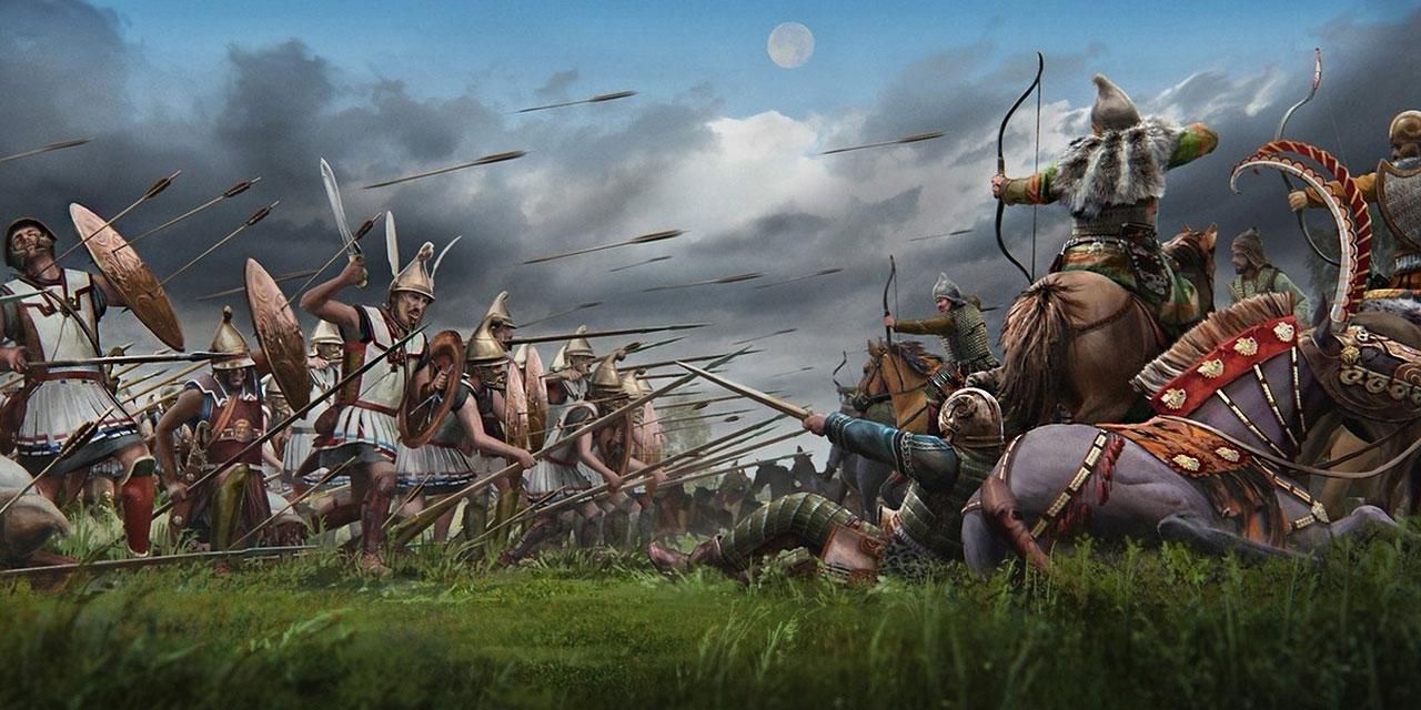 Войны израиля ветхий завет Библия 2