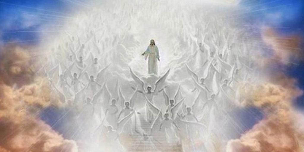Второе пришествие Иисуса Христа во славе Отца своего со тьмою святых ангелов