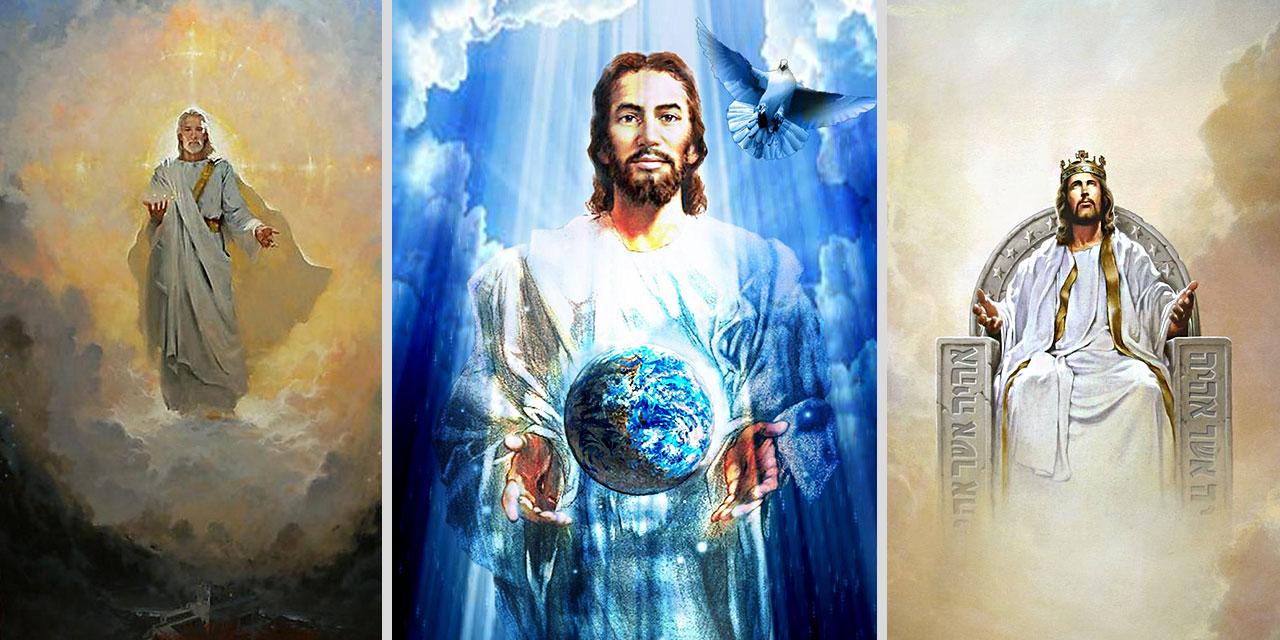 Иисус Христос сияние славы и образк сущности Бога послание апостола евреям новый завет библия