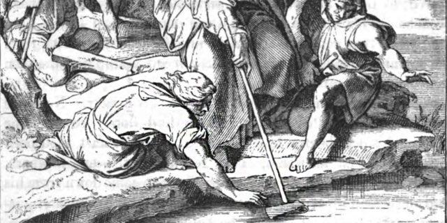 Пророк Елисей и топор царств ветхий завет библия