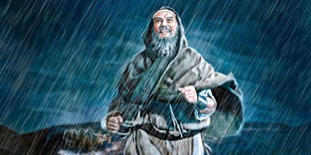 Пророк Илия и дождь царств ветхий завет библия
