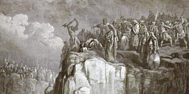 Пророк Илия и пророки Ваала царств ветхий завет библия 2