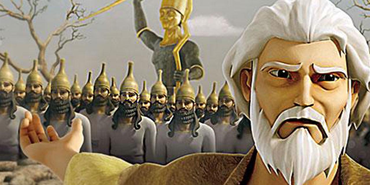 Пророк Илия и пророки Ваала царств ветхий завет библия