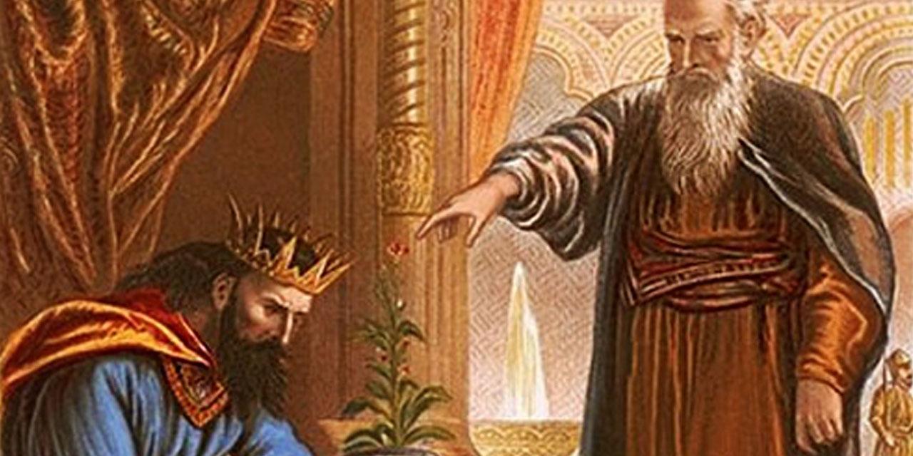 Пророк Илия и царь Охозия царств ветхий завет библия