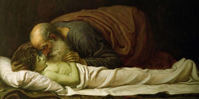 Пророк Илия воскрешает сына вдовы царств ветхий завет библия