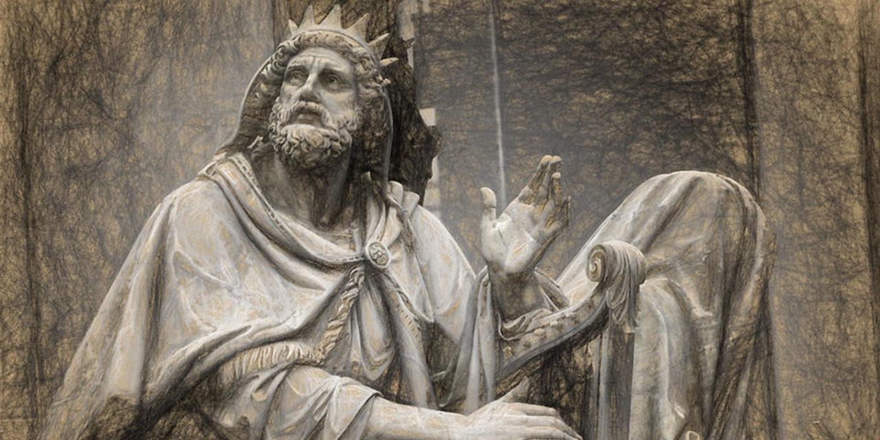 Псалтирь псалмы царя Давида псалом ветхий завет библия 3