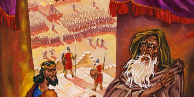 Царь Навуходоносор нападает на Иудею царства ветхий завет Библия