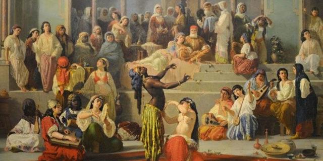 Царь Соломон и гарем чужестранных женщин царства ветхий завет Библия