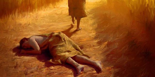 Бог обращается к Каину за убийство Авеля бытие ветхий завет Библия