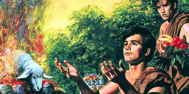 Бог принимает жертву Авеля бытие ветхий завет Библия