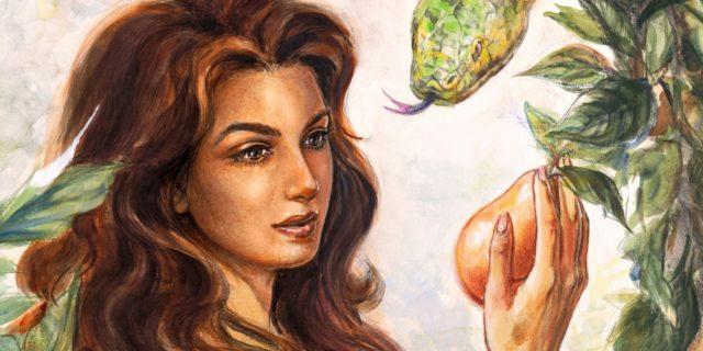 И увидела жена, что дерево хорошо для пищи Бытие ветхий завет Библия