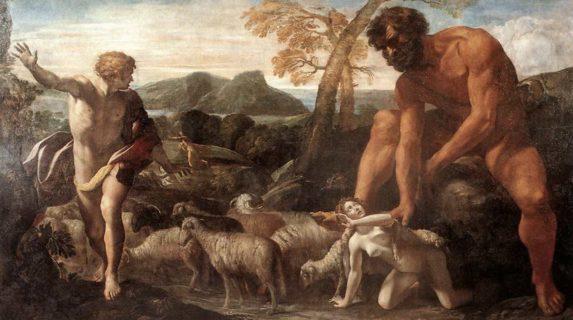 Исполины Бытие Ветхий завет Библия