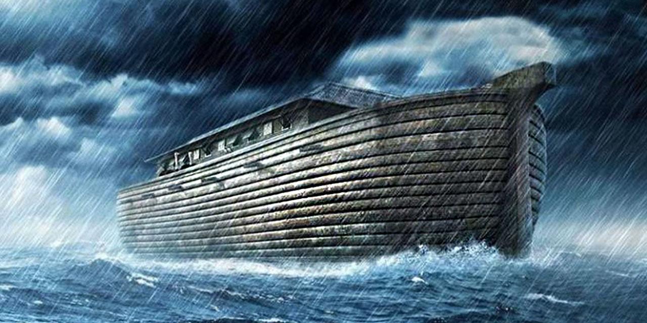 Ноев ковчег всемирный потоп Бытие ветхий завет Библия