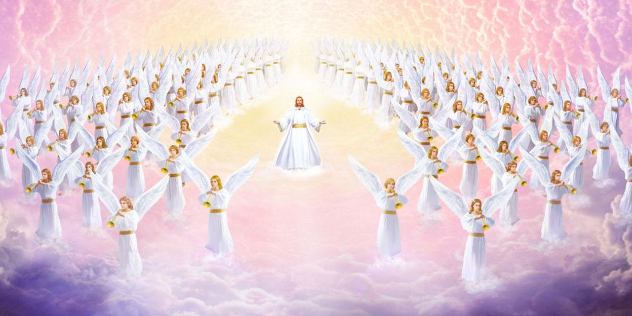Откровение Иоанна Богослова второе пришествие Иисуса Христа новый завет библия 1