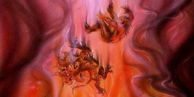 Откровение Иоанна Богослова второе пришествие Иисуса Христа зверь и пророк брошены в огненное озеро новый завет библия