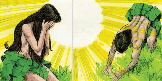 Плач Адама и Евы Бытие Ветхий завет Библия