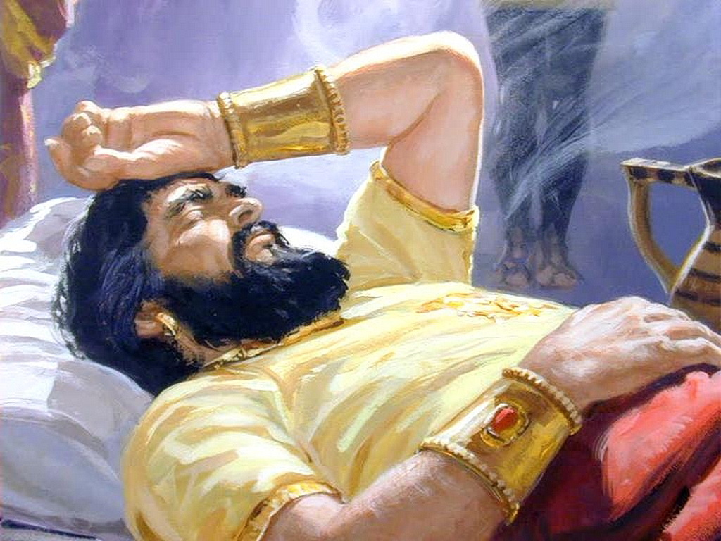 Даниил пророк и сон царя навуходоносора ветхий завет библия