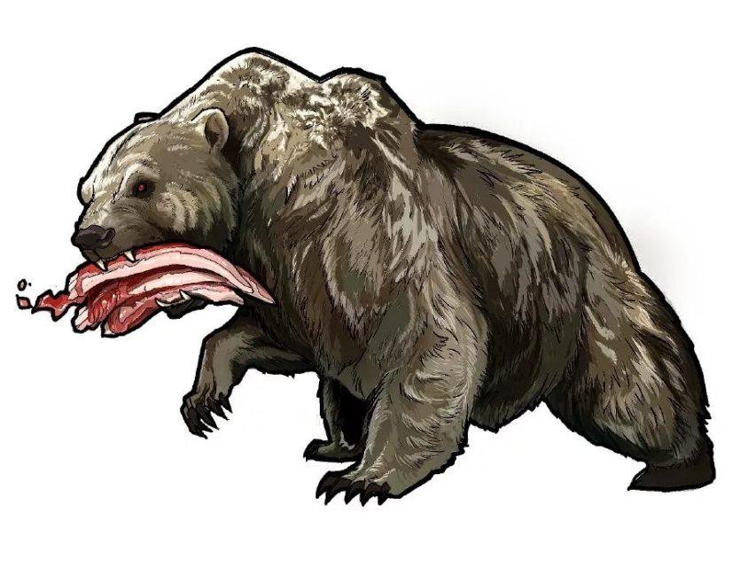 Даниил пророк рассказывает сон о четырёх зверях медведь ветхий завет библия 3