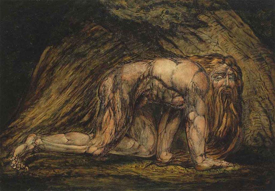 Даниил пророк рассказывает сон царя навуходоносора о дереве ветхий завет библия 3