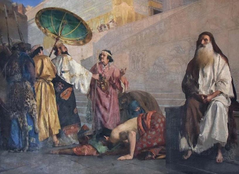 Есфирь царица Аман и Мардохей ветхий завет Библия