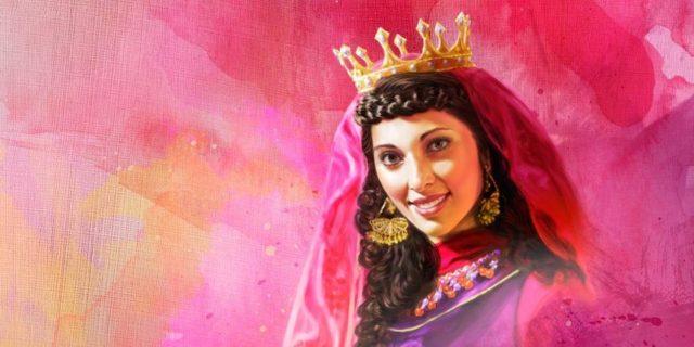 Есфирь царица ветхий завет Библия 4