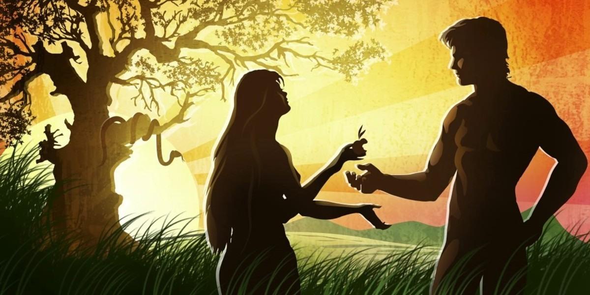 И дала также мужу своему, Бытие Ветхий завет Библия (версия №1) 1